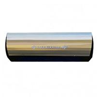 پرده هوا مجهز به کویل آبگرم با ورق استیل(دکوراتیو) سایز ۱۸۰ سانتی متر