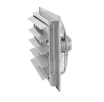 طرح آلمان با پروانه فلزی ILKA طرح جدید با دمپراتومات سایز ۷۰ سانت