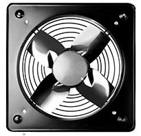 هواکش صنعتی سبک فلزی سایز ۳۵ سانت ۲۸۰۰ دور